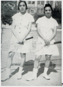 Margaret and Matilda Peters