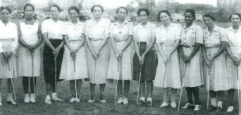 Wake Robin Golf Club Members Circa 1940