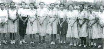 Wake Robin Golf Club Members Circa 1940