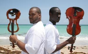 Black Violin:  Kevin Marcus & Wil Baptiste