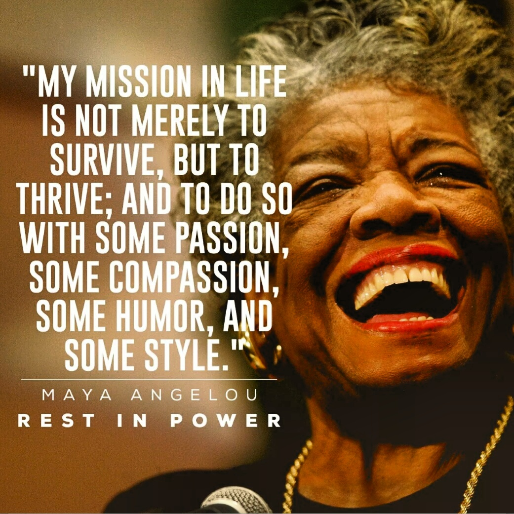 Maya Angelou Quotes: 7 Quotes By Maya Angelou: Tell Us Which One Is Your Favorite