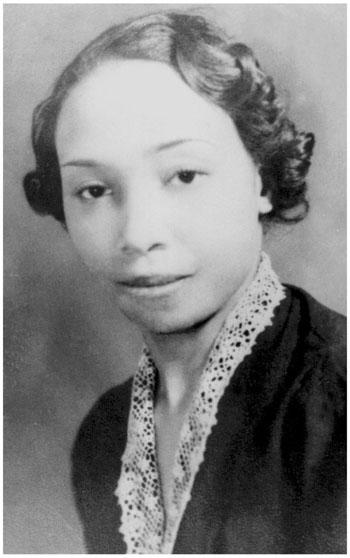African American Female Inventor