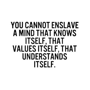 mental slavery quote 6