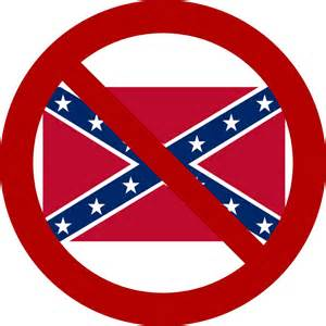 no confederate flag