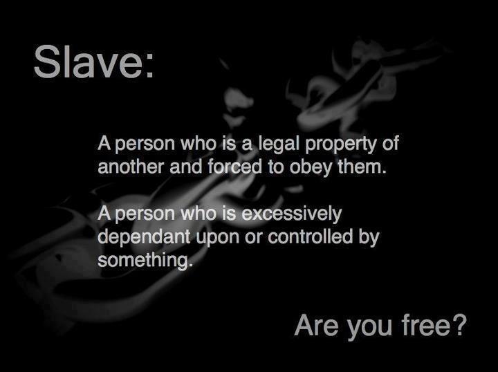 slave quote