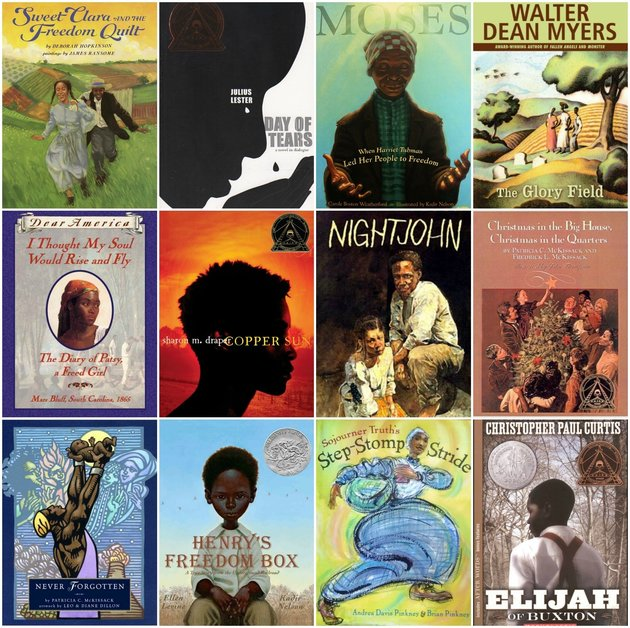 13 HONEST, Books About Slavery To Share With Your Children