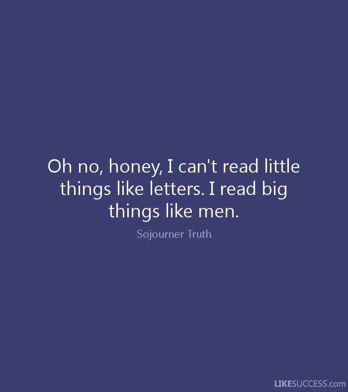 Sojourner Truth essays