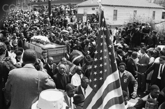 Funeral Procession of Martin Luther King Jr