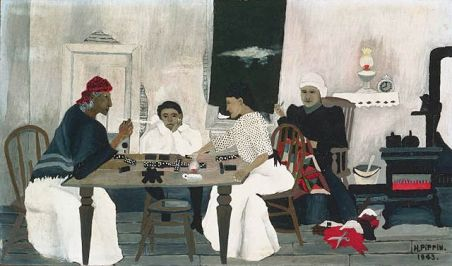 dominoes horace pippin