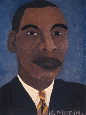 Horace-Pippin- Self Portrait-2