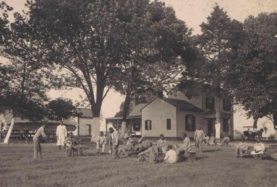 Central State Asylum