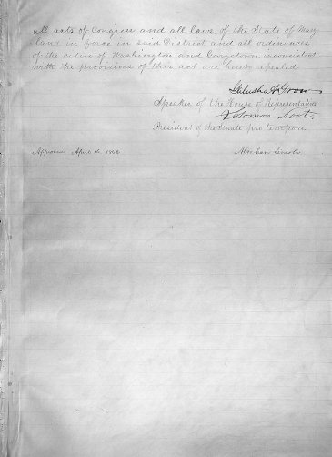 District of Columbia Emancipation Act - Page 2
